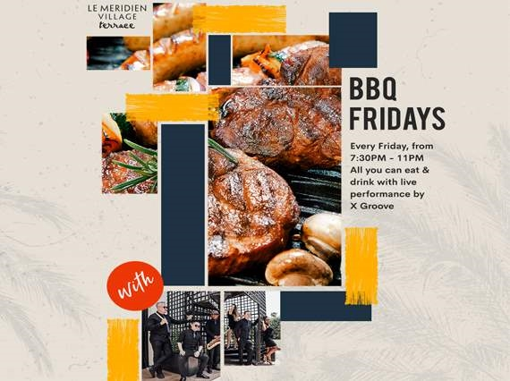 BBQ Fridays