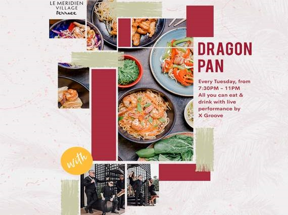 Dragon Pan