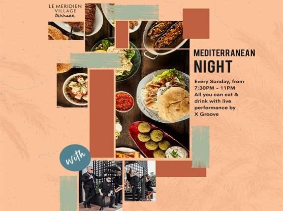 Mediterranean Night