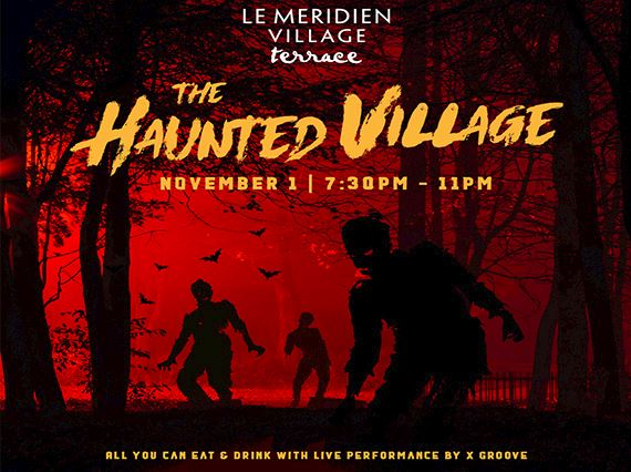 The Haunted Village